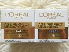 L'oreal Paris, Age Perfect Intense Nutrition Repairing Day and Night Cream