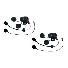 Sena SMH5D-UNIV DUAL Motorrad Bluetooth 3.0 Helmlautsprecher Gegensprechanlage