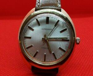 Longines conquest automatic vintage men wristwatch