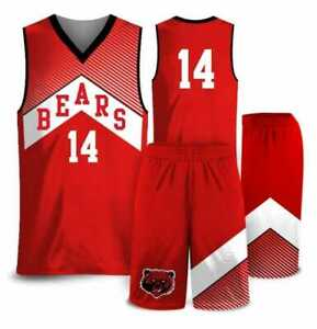 Customize Your Basket Ball Uniform in Your Own Style