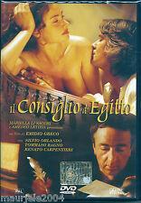 Il Consiglio d'Egitto (2001) DVD NUOVO SIGILLATO Silvio Orlando. Marine Delterme