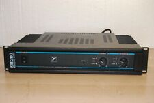 Yorkville SR300 reference series power amplifier