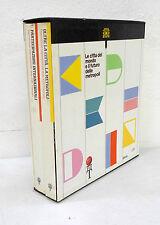 LE CITTÀ DEL MONDO E IL FUTURO DELLE METROPOLI,2 voll.1988 Electa[architettura