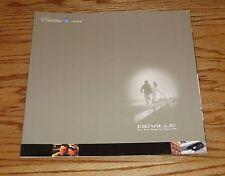 Original 1998 Cadillac DeVille Deluxe Sales Brochure 98