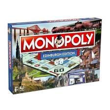 Edinburgh (2018 Refresh Edition) MONOPOLY Game