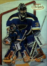 1998-99 Topps Gold Label Class 1 Blues Hockey Card #95 Grant Fuhr
