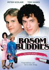BOSOM BUDDIES - DVD - THE FIRST SEASON - Tom Hanks - 8 HOURS !!! RARE