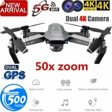 SG907 Drone GPS 4K 16MP Camera 5G Follow me WIFI FPV RC Foldable  Auto Return
