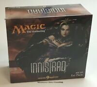 MTG Magic Innistrad Fat Pack NEW Includes 9 Booster Packs Life Counter Deck Box