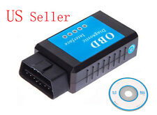 ELM327 Bluetooth OBD 2 CAN V1.5 Scan Tool Android OBD Reader / Scanner