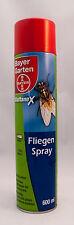 600 ml Bayer Fliegen Spray Mücken Heimchen Wanzen Flöhe
