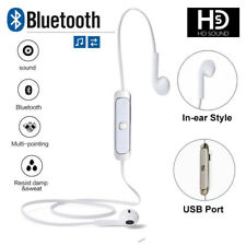 Wireless Bluetooth Stereo Headphone Headsets Earphone For iPhone Samsung LG HTC