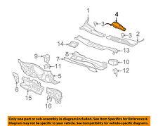 Chevrolet GM OEM 06-07 Monte Carlo Cowl-Water Deflector 15794785