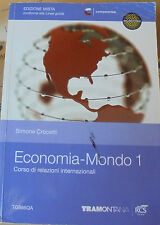ECONOMIA-MONDO VOL.1 - SIMONE CROCETTI - TRAMONTANA