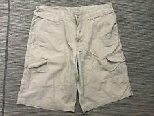 The North Face Rainier Surplus Short Men's Size 32 Brown Cotton