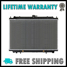 "New Radiator For Maxima 95-99 Infiniti I30 96-99 , 1"" CORE same thickness as OEM"