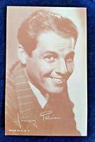 Jimmy Ellison Arcade Exhibit Card 1940's MOVIE ARCADE CARD Made in USA