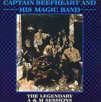 Captain Beefheart - Legendary A&M Sessions [New CD] England - Import