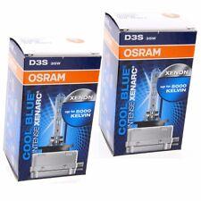 2x D3S OSRAM Cool Blue Intense 5000K Xenon Brenner 20% 66340CBI Set