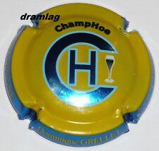 Capsule de Champagne : Nouvelle  !!! GRELLET Dominique , cuvée  ChampHoe ,n°28a