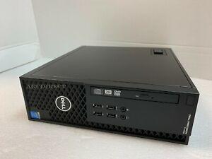 Dell Precision T1700 SFF Core i7-4770 @ 3.40GHz 16GB RAM 240GB SSD Win 10 Pro PC