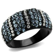Epoxy Stainless Steel Sapphire Costume Jewellery
