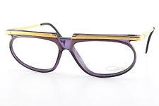 Cazal Glasses 335 Col. 712 55 13 135 90s Crazy Titan Eye Frame Zalloni Gold Nos