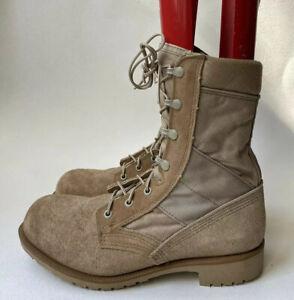 Belleville 200 Des ST Men's Tan Desert Steel Toe Hot Weather Boots Size 7.0 R