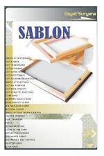 Teknik Sablon : Tahapan Dalam Menyablon (2013, Paperback, Large Type)