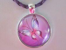 Cabochon Handmade Glass Costume Necklaces & Pendants