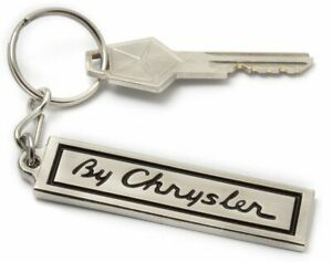 "Chrysler Valiant - ""By Chrysler"" Plate KEY TAG"