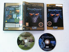 Starcraft 1 gold avec extension broodwar PC FR