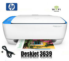 HP DESKJET 3639 MULTIFUNKTIONS WIFI DRUCKER SCANNER KOPIERER PRINTER  *NEU