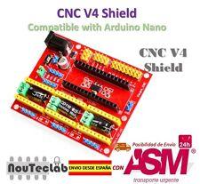 CNC Shield V4.0 Moter Driver Board CNC V4 Compatible with Arduino Nano