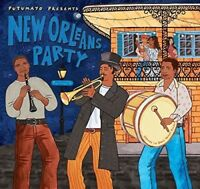 Putumayo Presents - New Orleans Party [New CD]