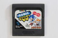 Sonic & Tails Sega Game Gear GG Japan Import US Seller GC015