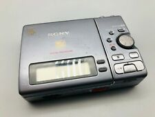MD0087 Normal  SONY Portable MiniDisc Recorder MD WALKMAN MZ-R3 Japan
