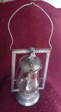 "Antique Australian rare make ""Aurora"" Hurricane Lift wire Kerosene Lantern"