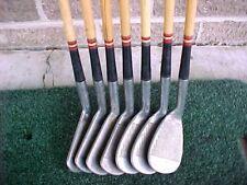 Louisville Powerbilt H &B Steel Tour Blade Golf Clubs RH set irons 2 4 5 6 7 8 9
