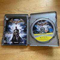 PlayStation 3 : Batman: Arkham Asylum - PlayStation 3 PS3 - PAL - Complete