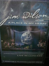 Jim Wilson and Friends (DVD) Live in Concert WORLDWIDE SHIPPING AVAIL!