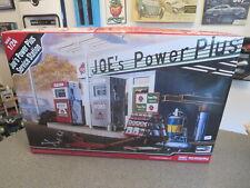 ACADEMY JOES SERVICE STATION POWER PLUS MRC  15122- 1/24 SCALE NEW