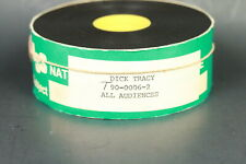 Dick Tracy Warren Beatty 35mm Movie Preview Trailer