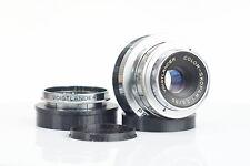 Voigtländer Color-Skopar 1:3.5/50mm for M39 screw mount | Vintage lens