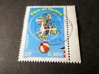 FRANCE CACHET 2003, timbre 3546a, LUCKY LUKE, BD COMICS, oblitéré, VF used
