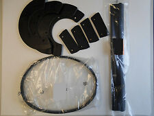 Honda HS35 Snow Blower, Paddle Set, Scraper Bar and Belt Set, Rotary, SNOWKIT2