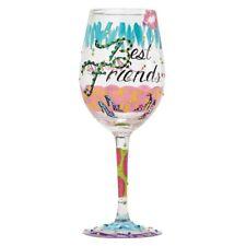 Lolita 4053096 Best Friends Always Wine Glass