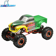 HSP 94180 1:10 Scale Off-Road Black RC Car