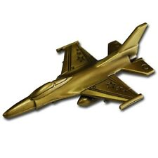F-16 FIGHTING FALCON JET Geocoin Per Geocaching