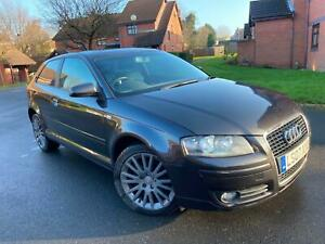 AUDI A3 1.6 SPECIAL EDITION 2007 LEATHER LEATHER SUNROOF